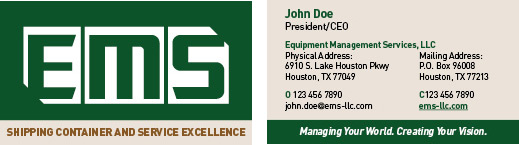 ems-business-cards