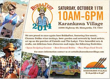karankawa village-event-invite