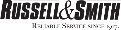 russell & smith-logo