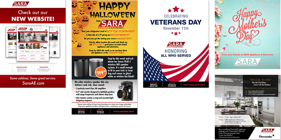 sara-appliance-email-marketing