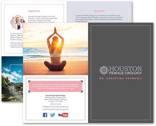 houston female urology-brochure