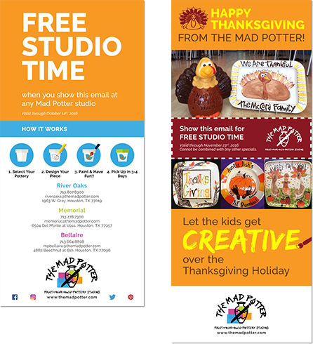 mad potter-email-marketing